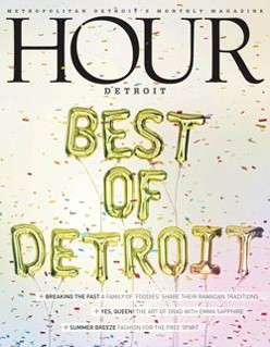 HOUR Magazine Logo